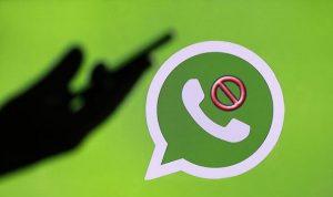 حظ رقم على واتساب block a contact on whatsapp